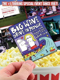 Big Wave Drive-in Movies