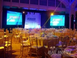 Gala and Award Ceremony for Containerisation at the New York Public Library