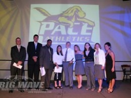 Annual Sports Awards Ceremony for Pace University