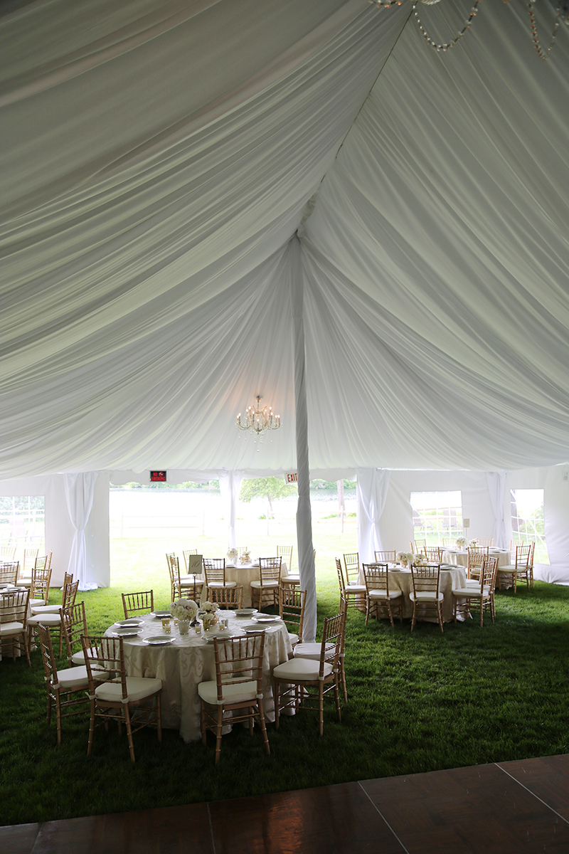 Custom Tent Liners. AV ... & Custom Tent Liners | Big Wave Events - Event Planning and Production