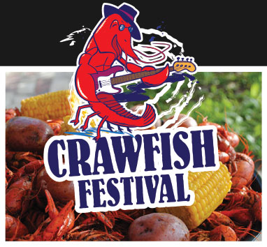 Big Wave Crawfish Festival Themed Event Party
