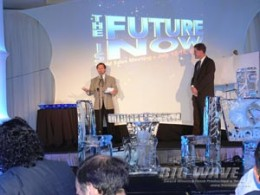 Mobius Awards Gala with a Hi-Tech theme
