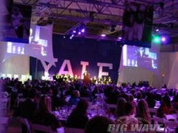 Yale University Blue Gala Ball